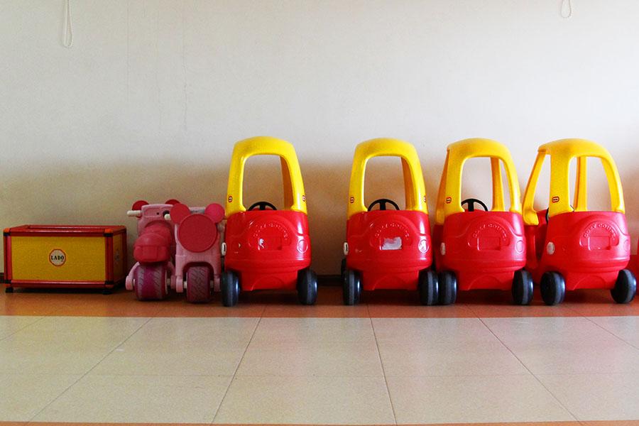 Parque de Estacionamento Infantil LAAC